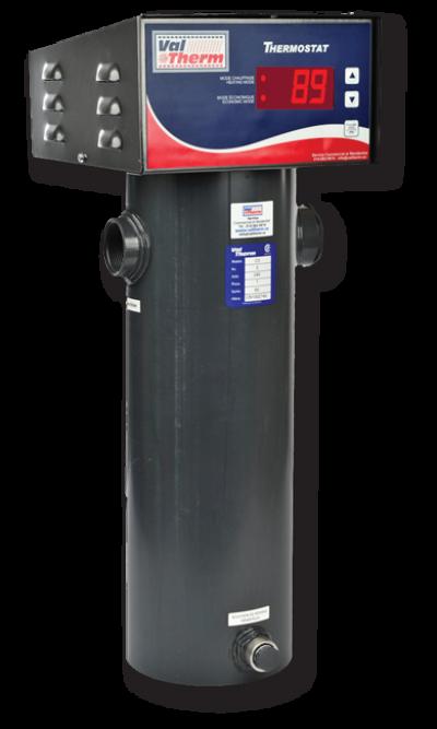 Chauffe-eau modèle C Digital